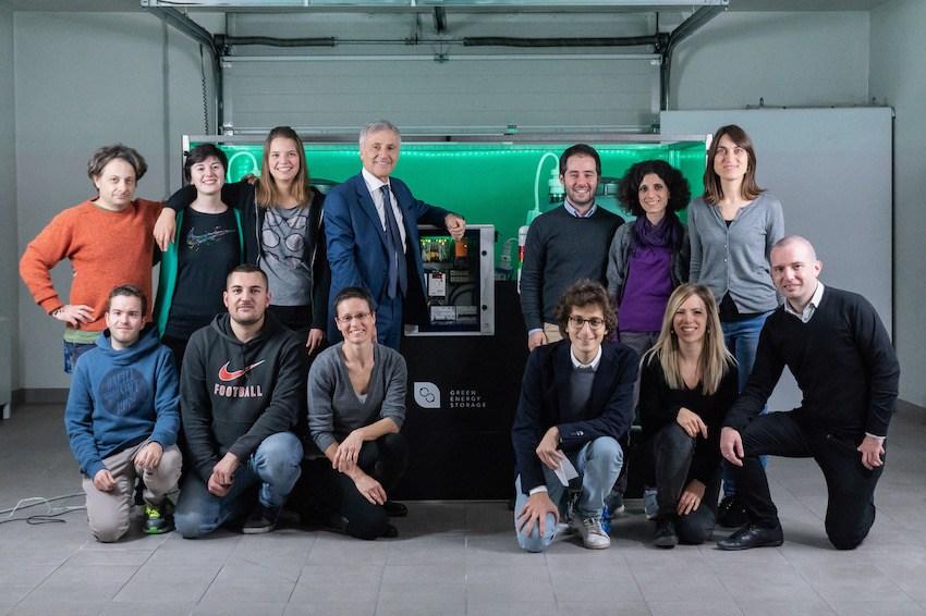 «Così è nata Green Energy Storage, la startup delle batterie organiche»