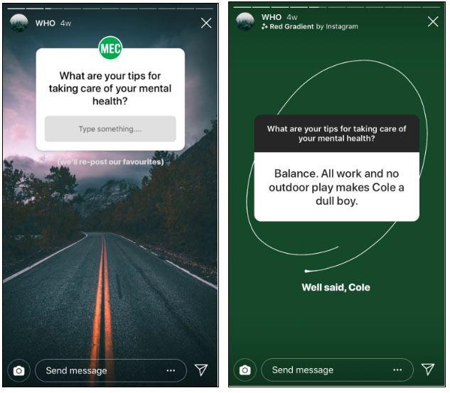 Usa gli adesivi nelle Instagram stories come un pro3