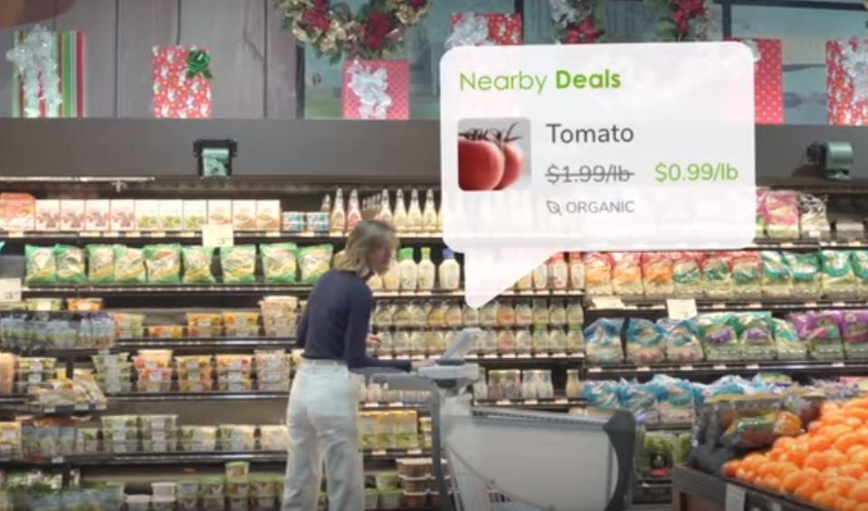 Con questo carrello intelligente qualsiasi negozio può diventare come un Amazon Go