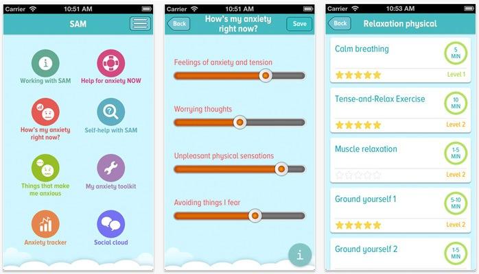 app per meditare e ritrovare focus