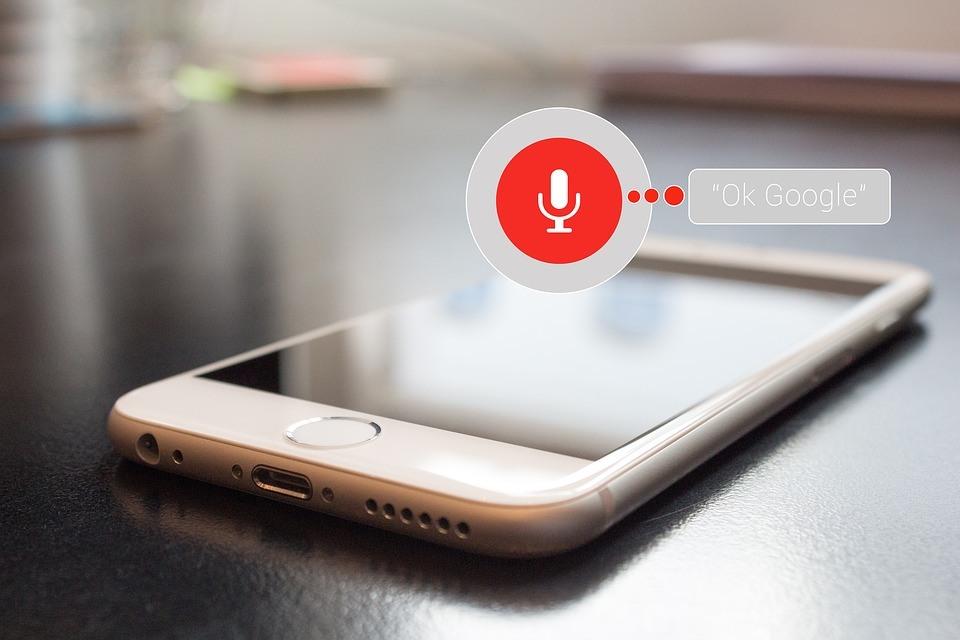 trend di marketing ricerca vocale