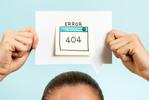 10 esempi di pagine di errore 404 creative da cui trarre ispirazione