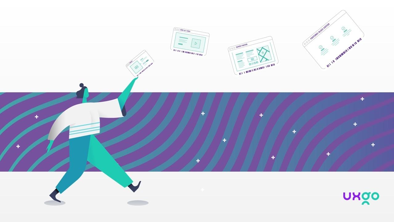Aiutare i web designer a costruire un sito da un mazzo di carte: l'idea di UXGO