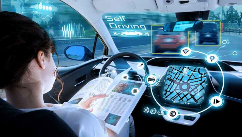 Auto connesse al nostro cervello e le altre novità nell'abitacolo del futuro