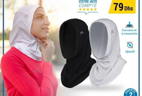 Decathlon blocca la vendita dello hijab sportivo in Francia dopo le minacce di boicottaggio dei politici