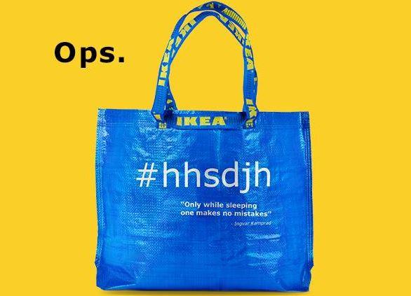 hhsdjh, abbiamo chiesto al Social Media Team di IKEA Italia cosa c'è davvero dietro alle famose sei lettere