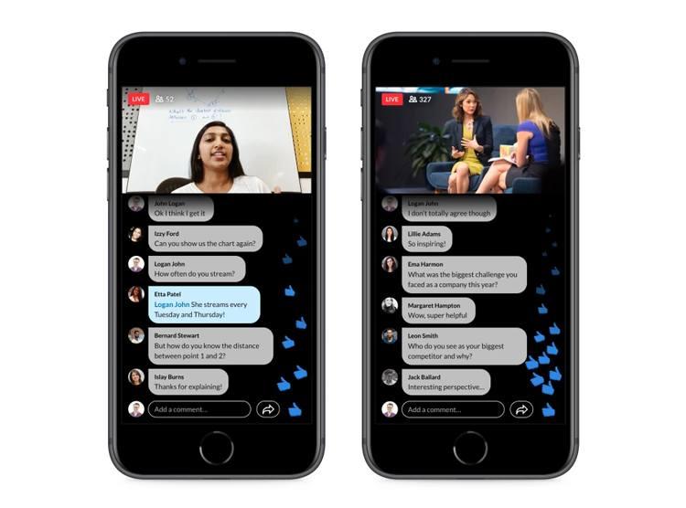 Anche su LinkedIn arrivano le dirette video con LinkedIn Live