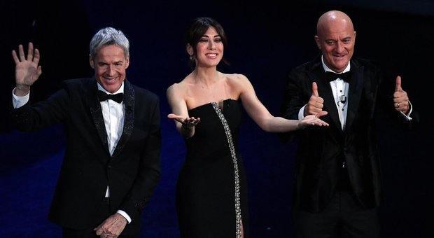 Sanremo: su Twitter Ultimo il più cliccato, 100 mila tweet per Bocelli e figlio