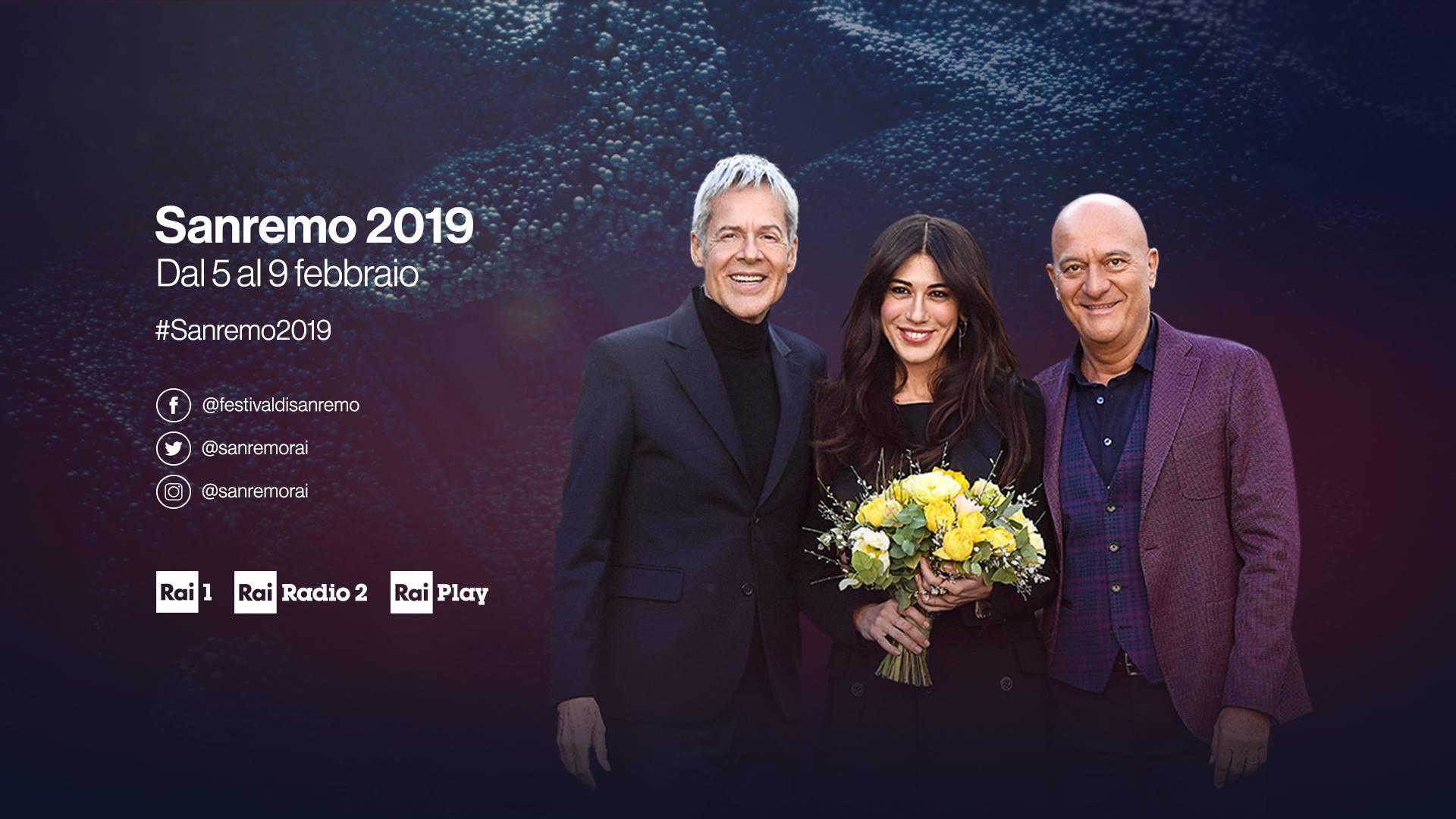 Live, backstage e curiosità: come seguire il Festival di Sanremo sui social