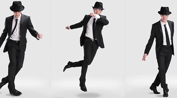 ballerino sven otten, pubblicità a sanremo 2019