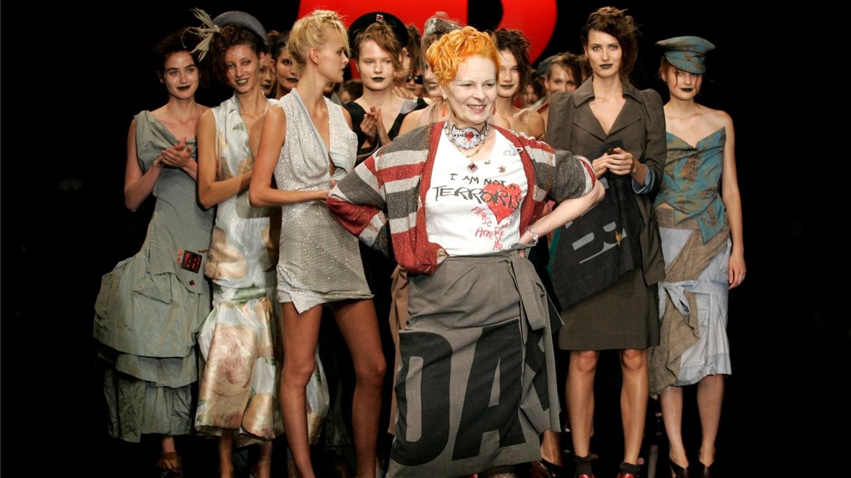 Storia di Vivienne Westwood, una donna con una missione che va oltre la moda