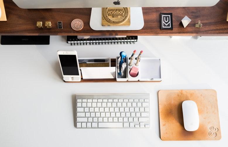 bozza preparare la scrivania