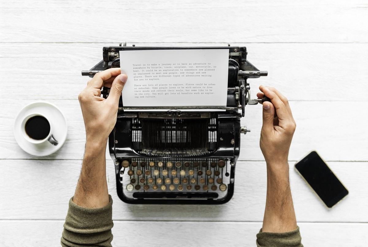 scrivere ogni giorno