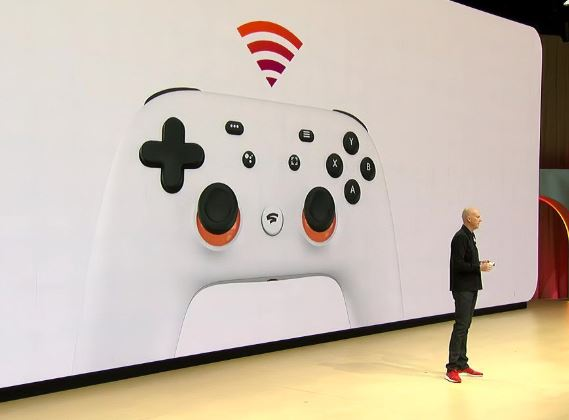Google annuncia Stadia, il suo servizio di gaming in streaming