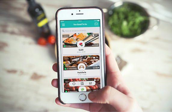 Una startup danese ha creato un'app per combattere lo spreco alimentare