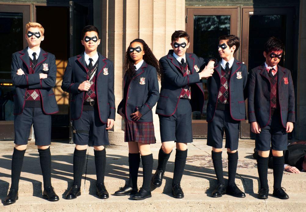 """I 5 motivi del successo della serie TV """"The Umbrella Accademy"""""""