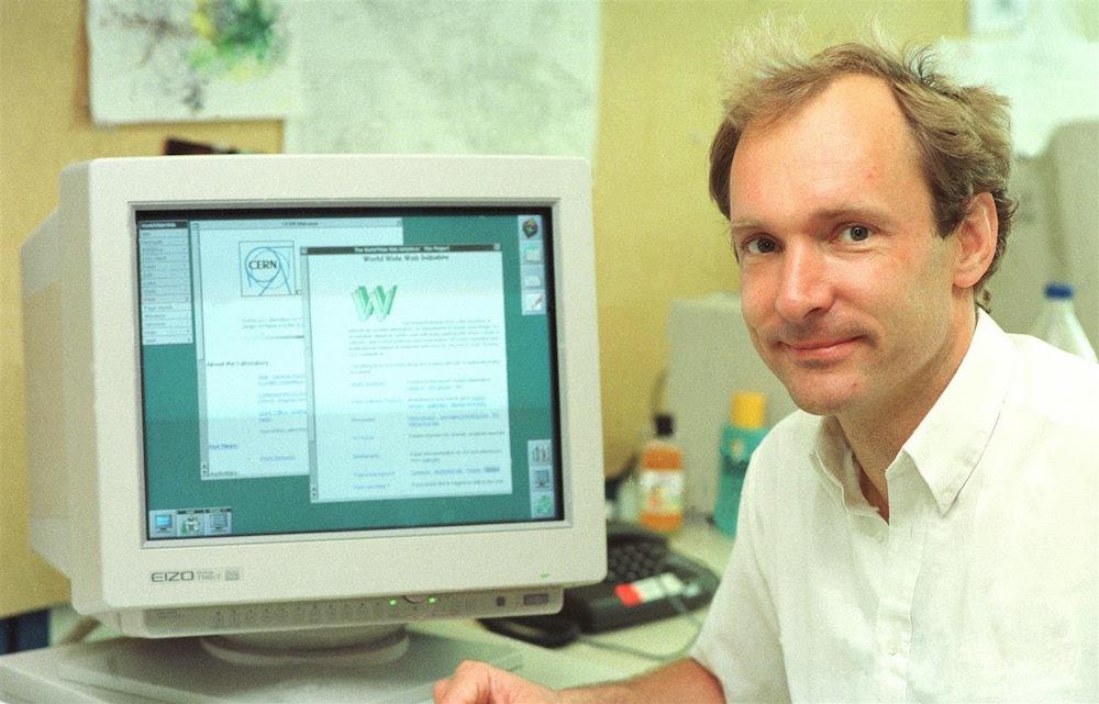 Il World Wide Web compie 30 anni: ma per il suo papà è a rischio