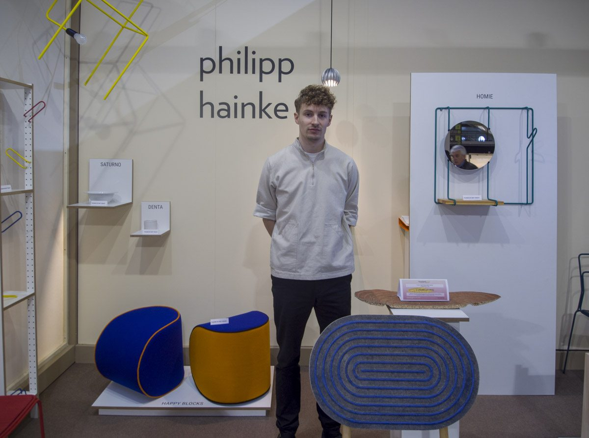 SaloneSatellite Philipp Hainke