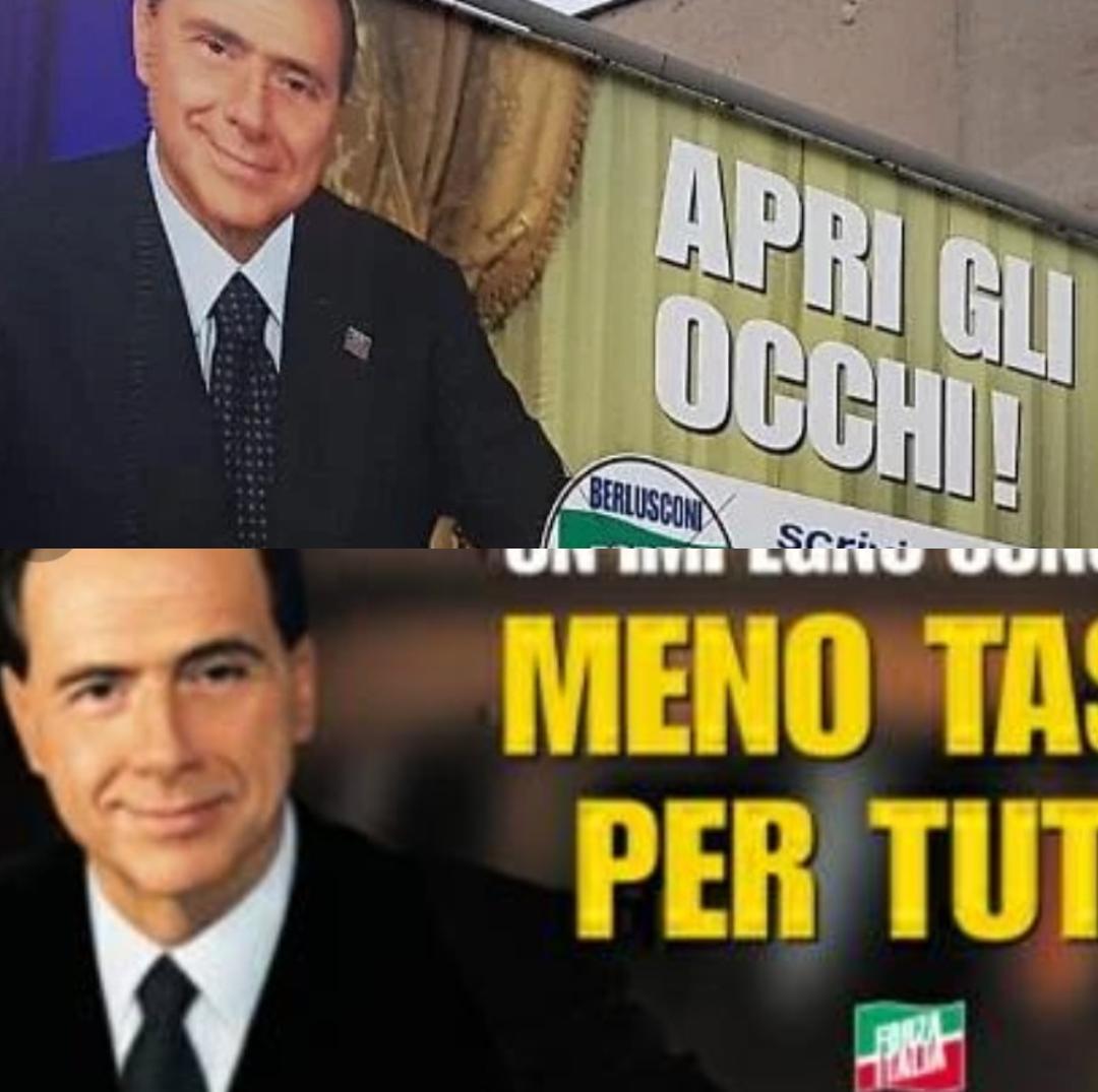 Silvio back to the Future (e questa volta puoi anche scrivere Mussolini)
