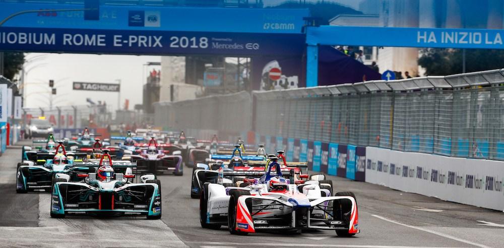 Formula E: numeri, piloti e curiosità del secondo ePrix di Roma