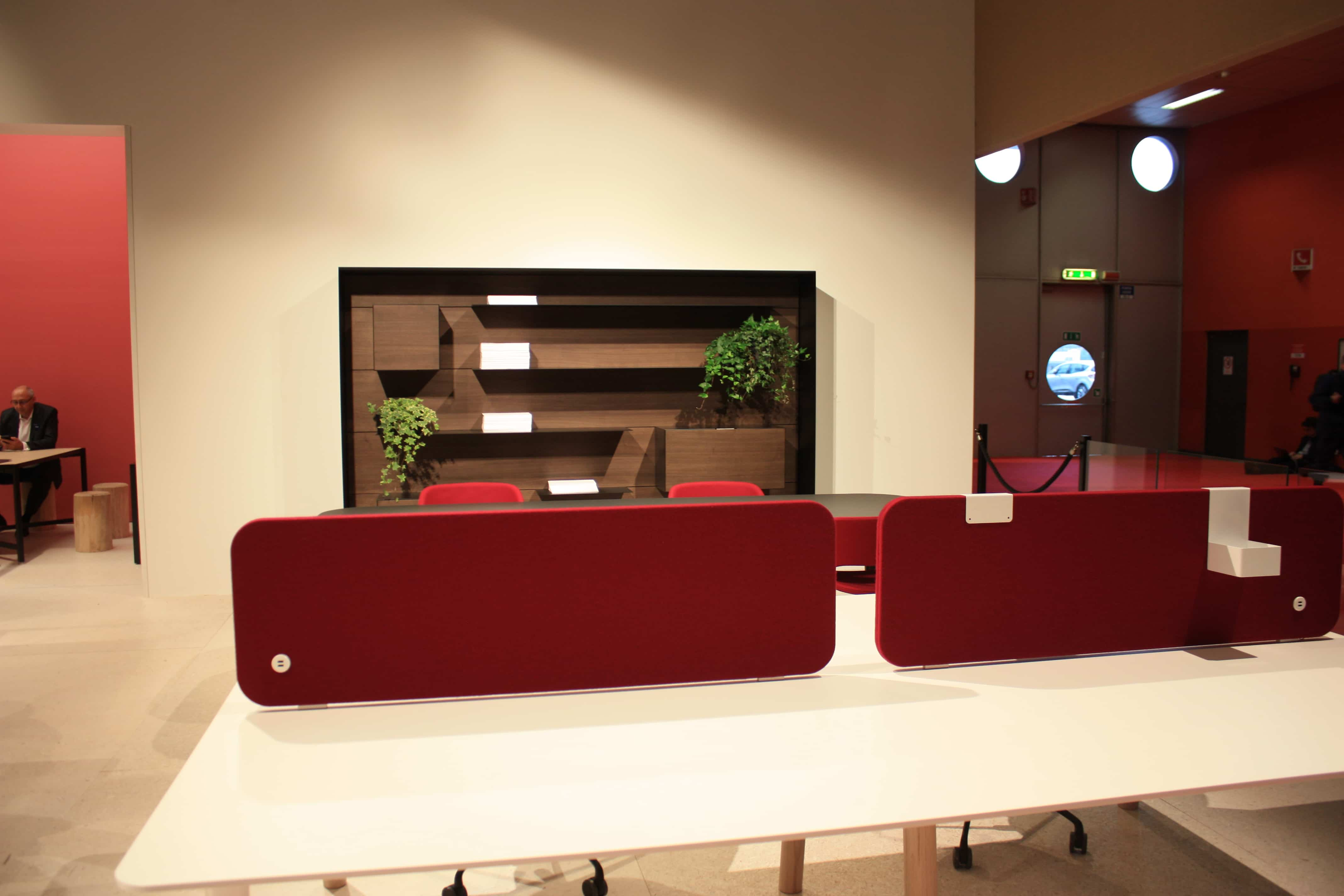workplace 3.0, salone del mobile, fantoni