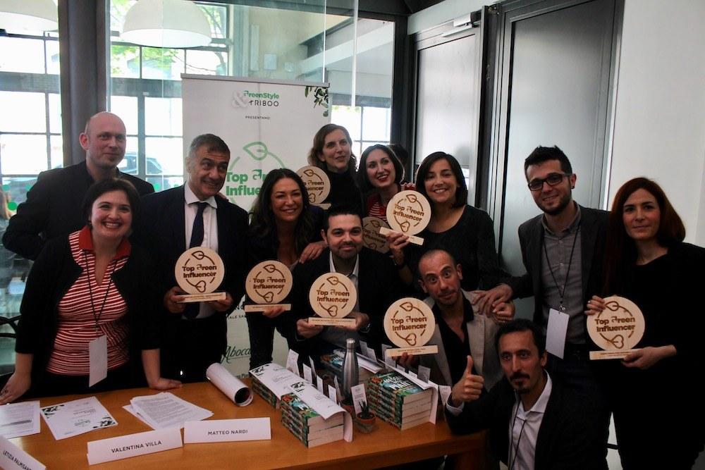 Top Italian Green Influencer premia i 10 profili più impegnati nella sostenibilità