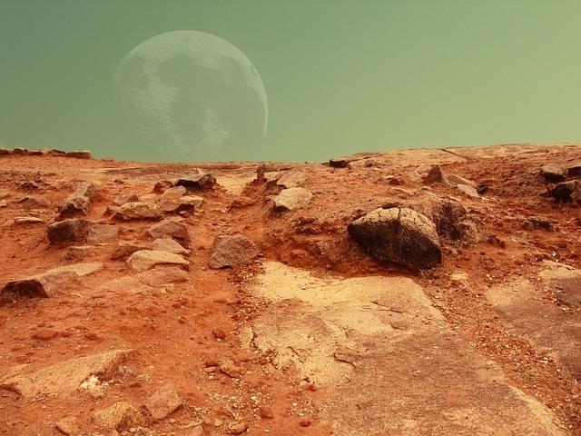 La Cina vuole conquistare Marte e addestra i ragazzi a vivere sul Pianeta Rosso