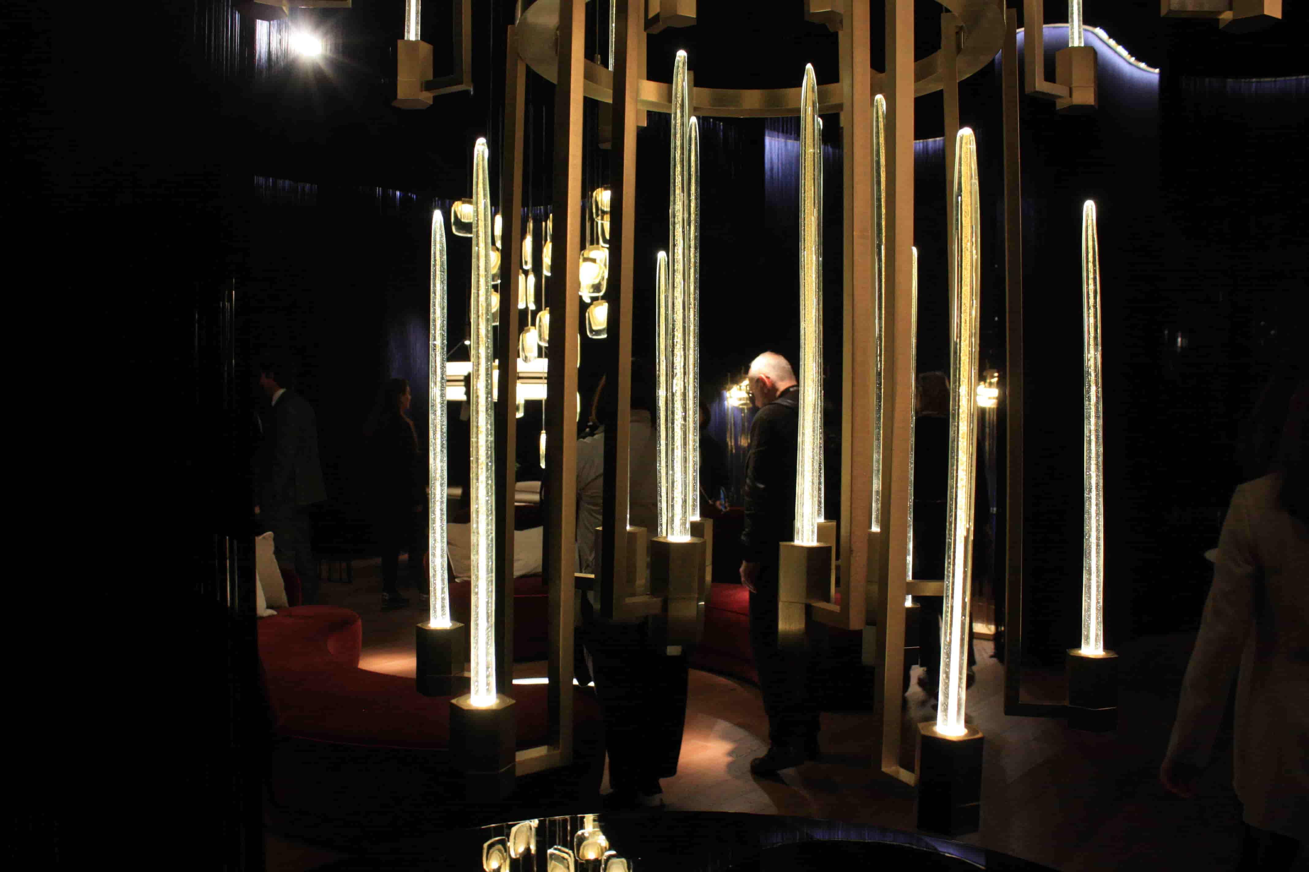 paolo castelli spa, euroluce, salone del mobile 2019