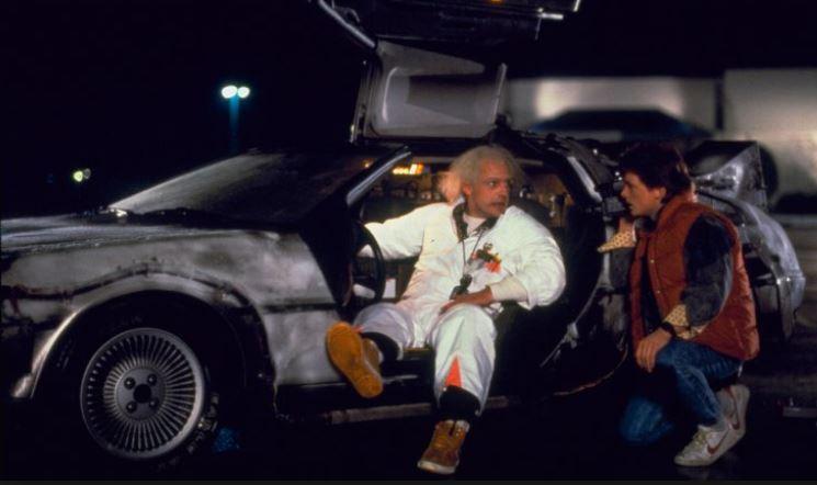 A Los Angeles c'è un museo che ha raccolto tutte le auto dei più famosi film di fantascienza