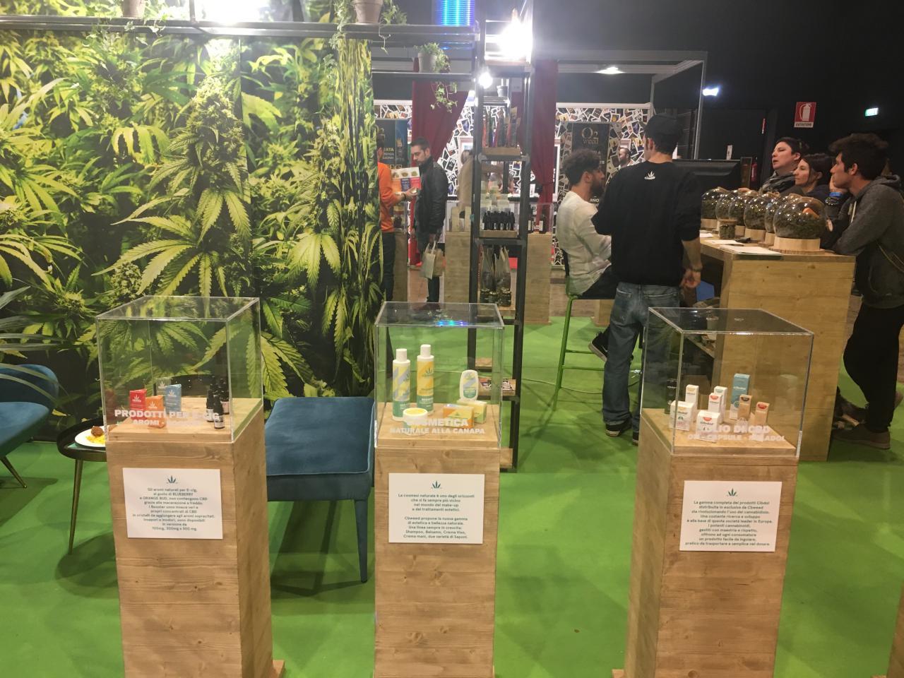 Abbiamo visitato 4.20 Hemp Fest, la chiacchierata fiera dedicata alla cannabis legale a Milano