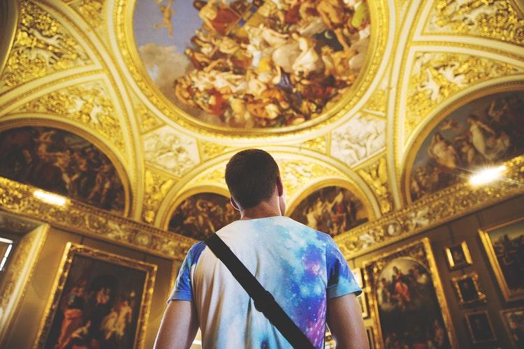 Oscar Farinetti arte italia