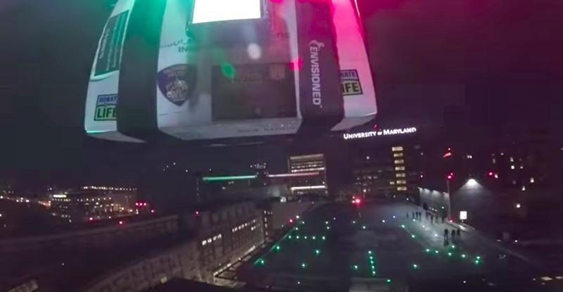 Per la prima volta un drone porta in ospedale un organo per il trapianto. Il video