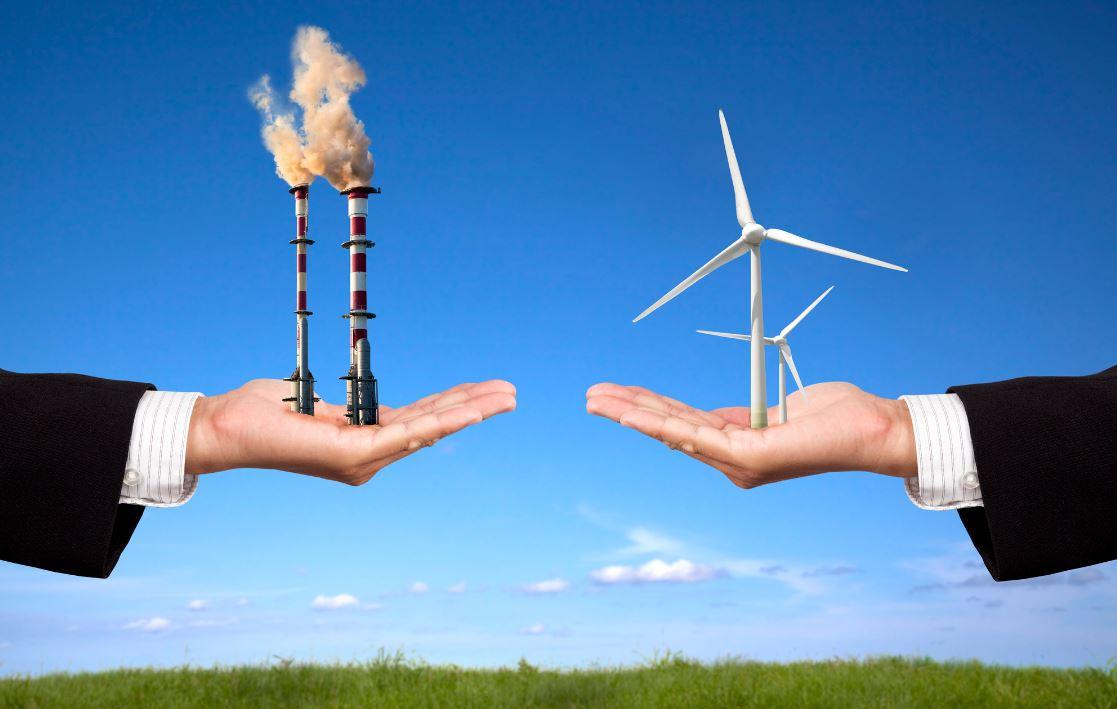 In America l'energia prodotta da fonti rinnovabili ha superato quella da carbone per la prima volta