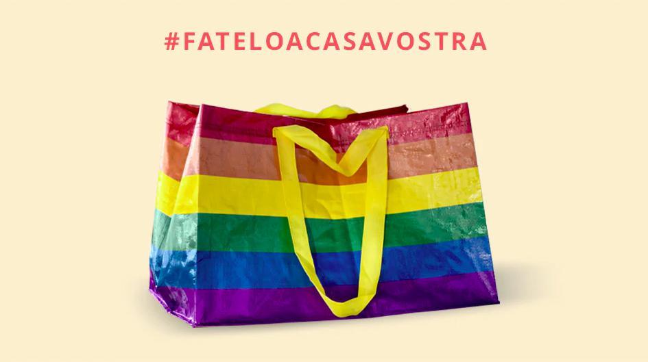 IKEA lancia la campagna #FateloACasaVostra per la giornata mondiale contro l'omofobia