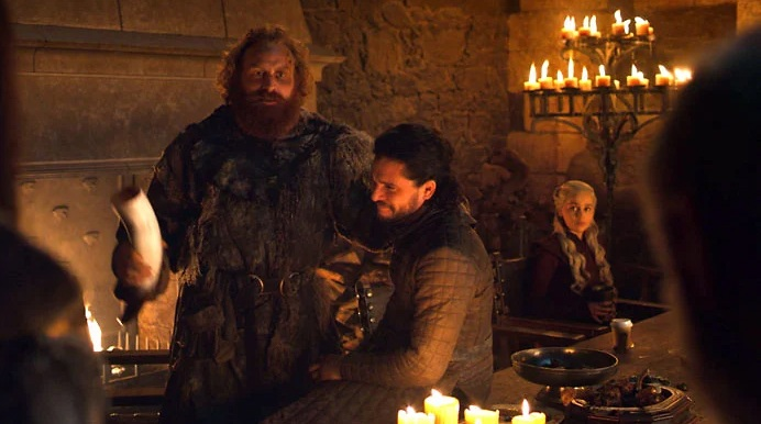 C'è un bicchiere di Starbucks in una scena di Game of Thrones: errore o product placement?
