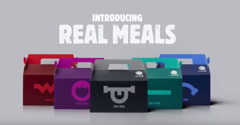 Nessuno è sempre felice: Burger King trolla gli Happy Meal di McDonald's e lancia i suoi Real Meals