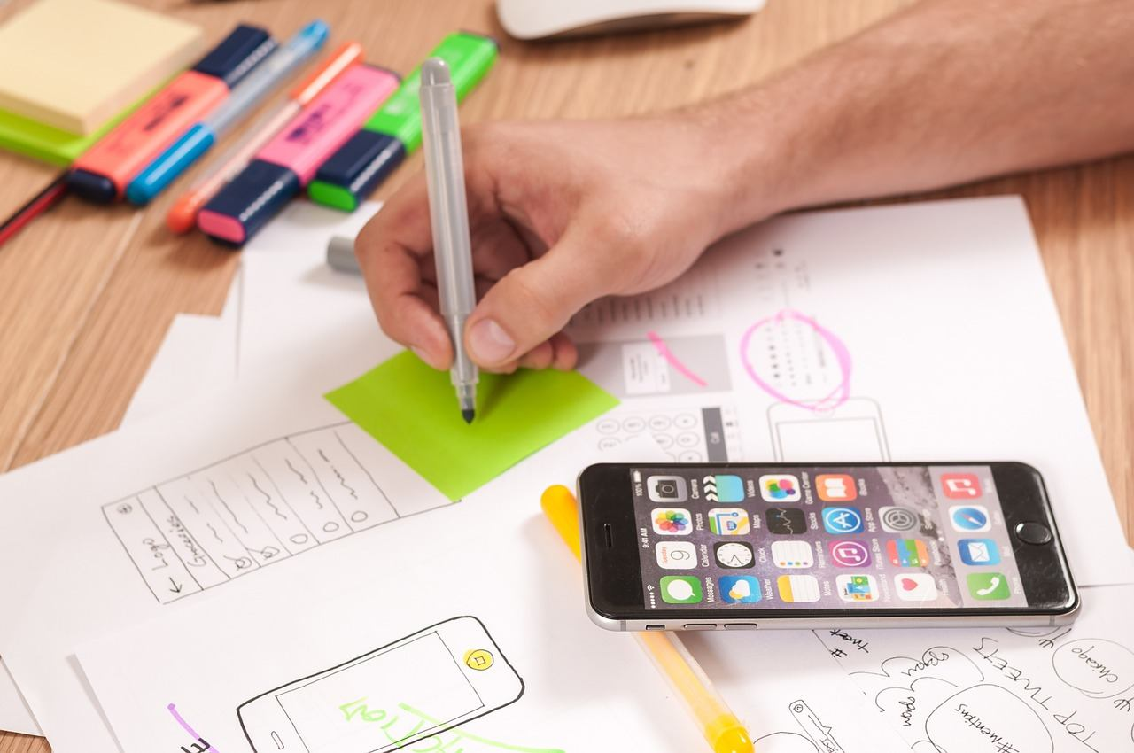 Le 6 fasi fondamentali del processo di UX design