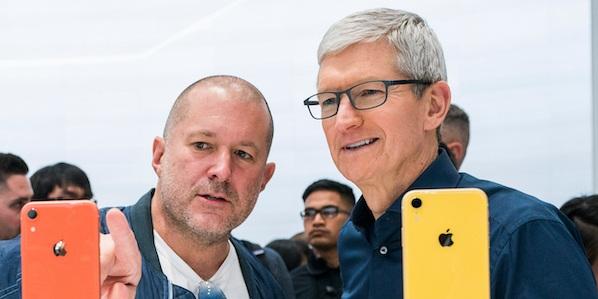 Jony Ive lascia Apple: se ne va lo storico designer che aveva firmato iMac, iPod e iPhone