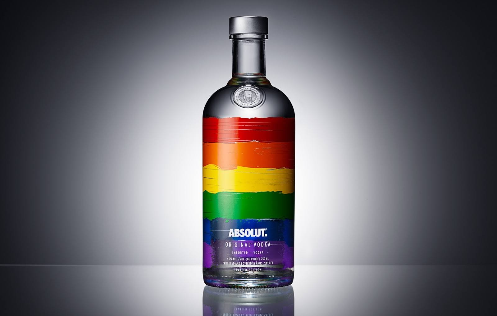 absolut vodka, pride, campagne stampa