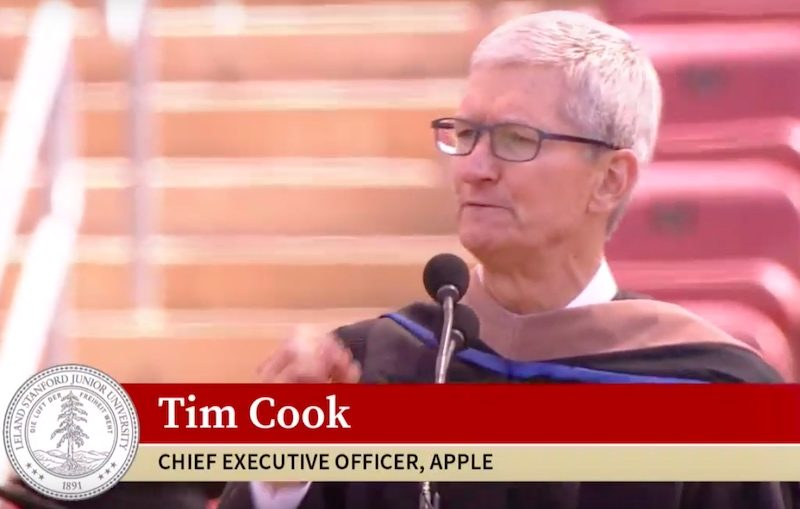 Privacy e responsabilità: Tim Cook le suona alle Big della Silicon Valley