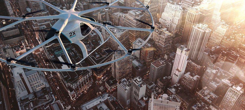 Volocopter elettrico