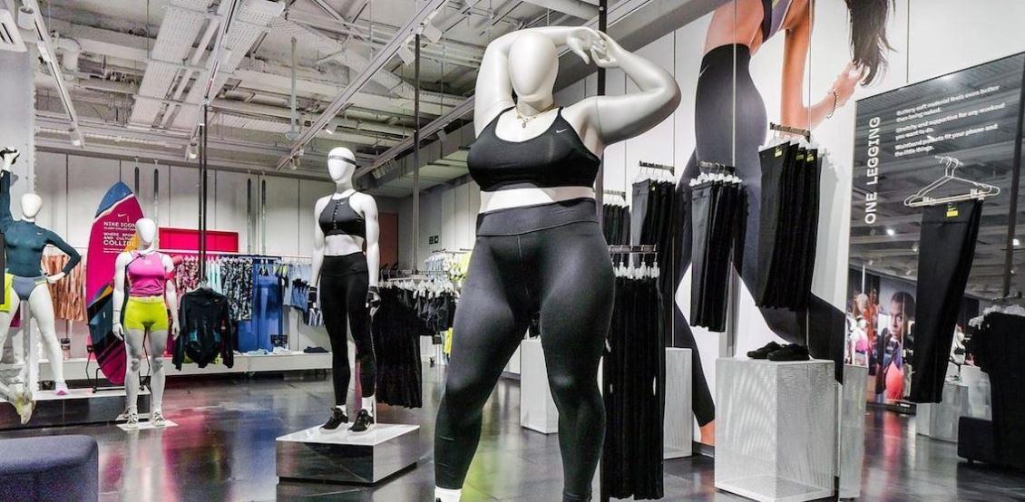 Cosa ci ha detto la modella curvy Elisa D'Ospina sui manichini oversize di Nike