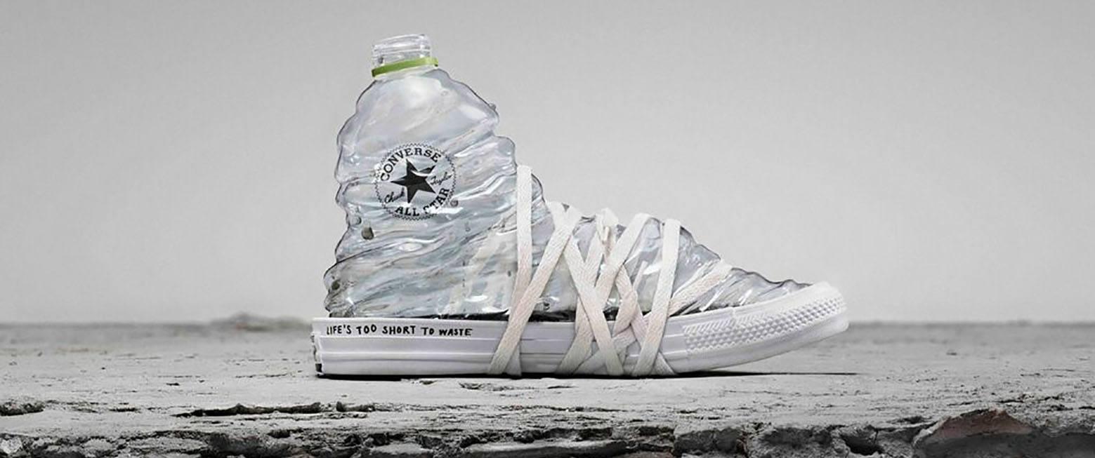 Converse Renew, la prima collezione di sneakers riciclabili al 100%