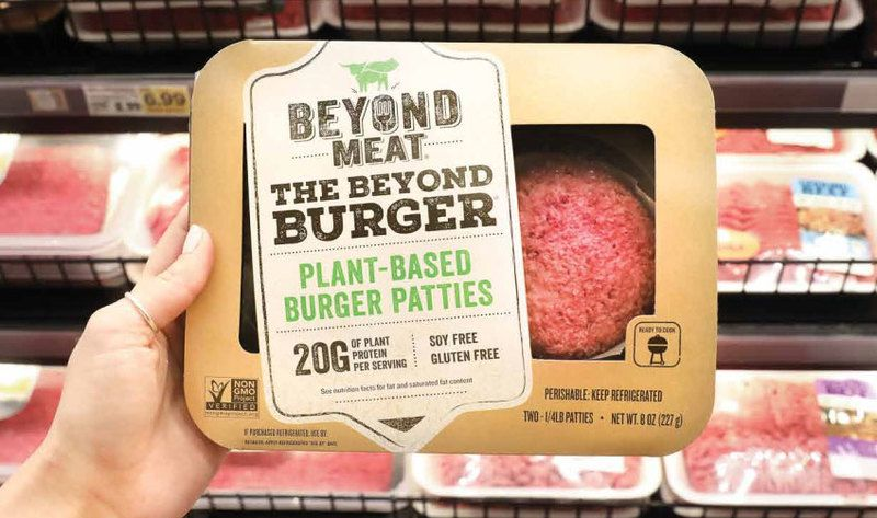 Joint venture tra Beyond Meat e PepsiCo e il titolo vola il borsa