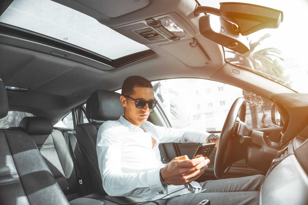 conducente guida semi automatica
