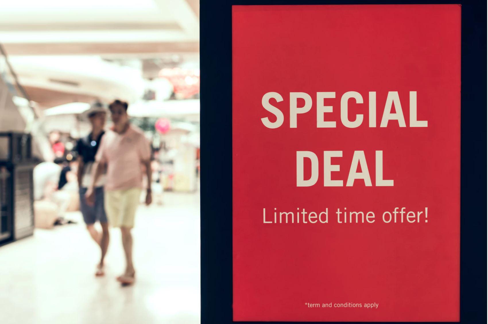 Come organizzare e offrire alternative personalizzate alle promozioni del tuo retail