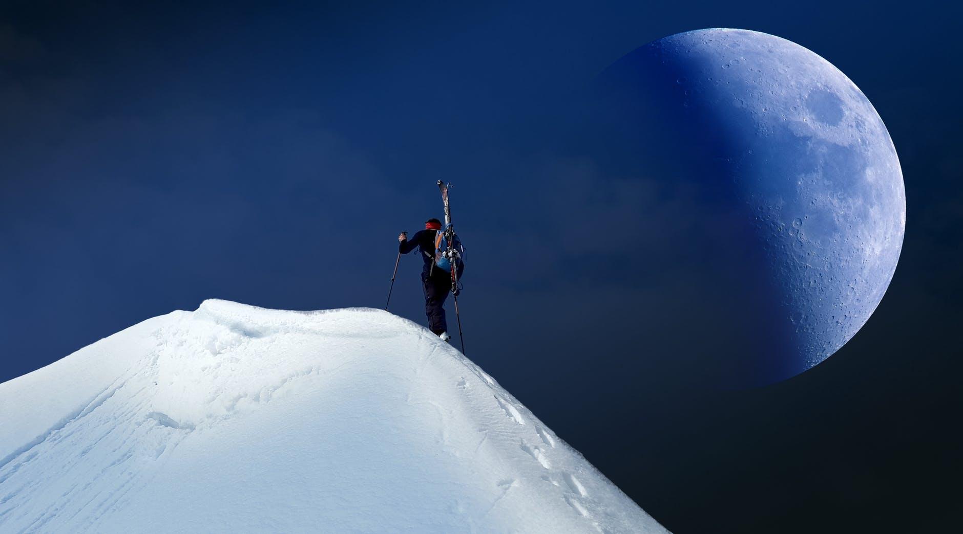 20 luglio 1969: il momento in cui l'uomo ha superato i propri limiti ed è nato il Moonshot Thinking
