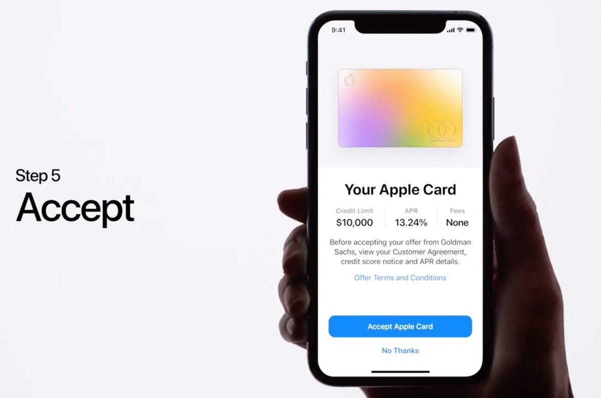 10 video e test a invito: Cupertino prepara il lancio della sua Apple Card