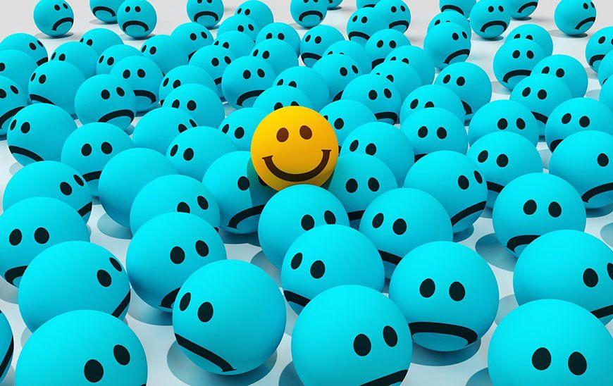 Emoji e tecnologie assistive: ecco come le usa chi ha una disabilità visiva