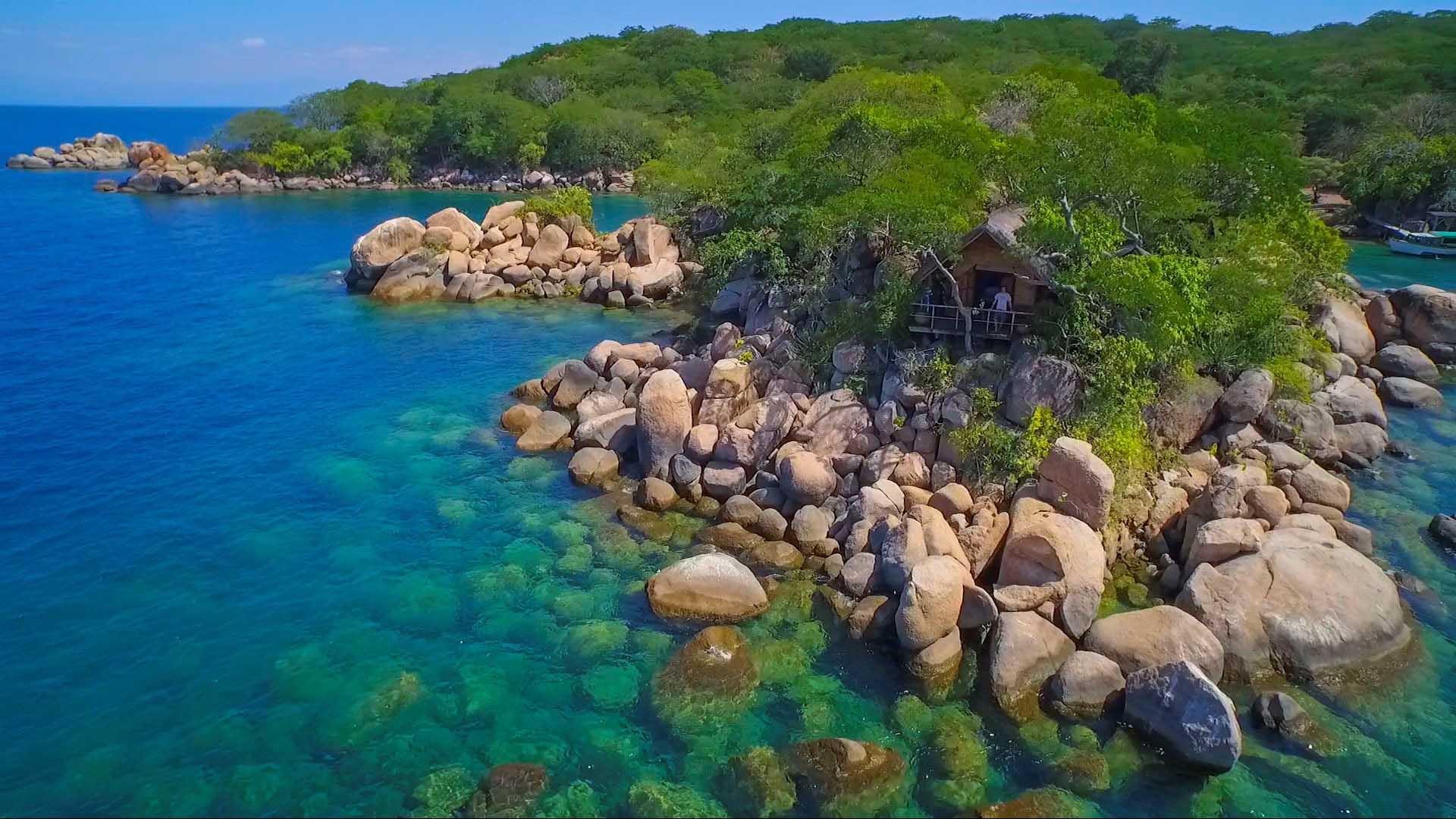 Digital detox: mumbo island